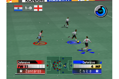 International Superstar Soccer 2000 Download Game ...