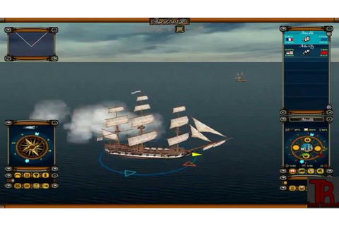 Age of Sail II gameplay - YouTube