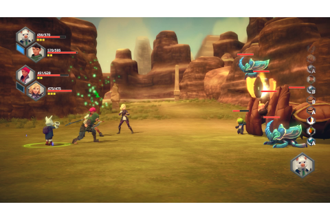 Earthlock: Festival of Magic - PS4 Review - PlayStation ...