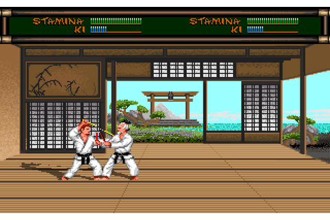 Budokan (dos/win) – GAMESREPLAY.NET