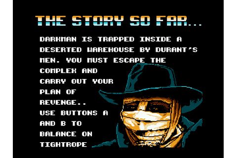 Darkman Download Game | GameFabrique