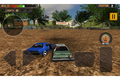 Demolition Derby: Crash Racing – Games for Windows Phone ...
