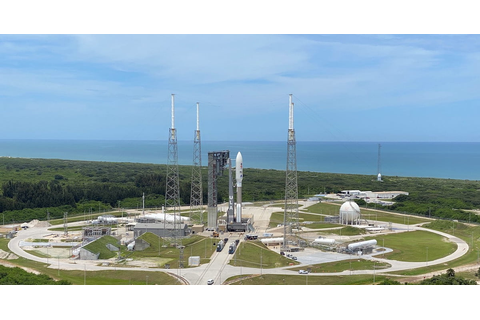 Nasa Needs Good Weather for Mars Launch. Here's the ...