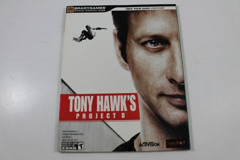 Tony Hawk's Project 8 Official Strategy Guide - Brady Games