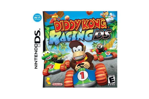 Diddy Kong Racing game-Newegg.com