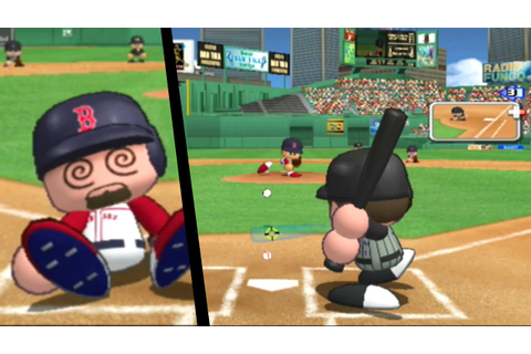MLB Power Pros 2008 ... (Wii) - YouTube