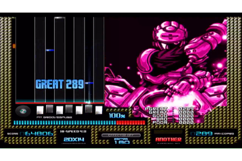 beatmania IIDX 14 GOLD - R5 [ANOTHER] - YouTube
