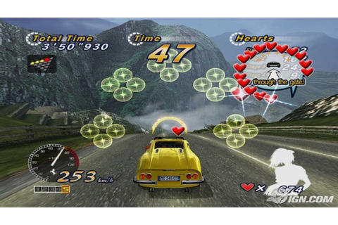 OutRun Online Arcade Screenshots, Pictures, Wallpapers ...