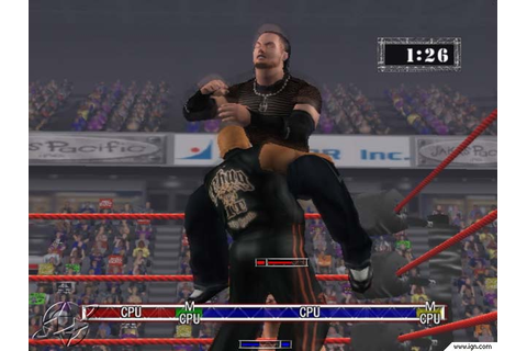 WWE Raw [2002] Screenshots, Pictures, Wallpapers - PC - IGN