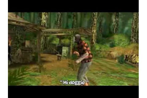 Jason VS Wolfman!!!(1).(The Movies Pc Game) - YouTube