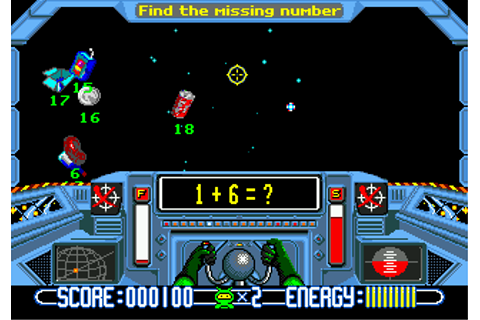 Play Math Blaster – Episode 1 Online - Play Sega Genesis ...