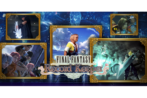 Final Fantasy Record Keeper PC - How to Play This FF ...
