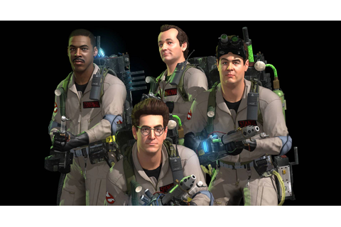 Ghostbusters: The Video Game remaster vs el original