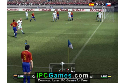 Pro Evolution Soccer 6 Free Download - IPC Games