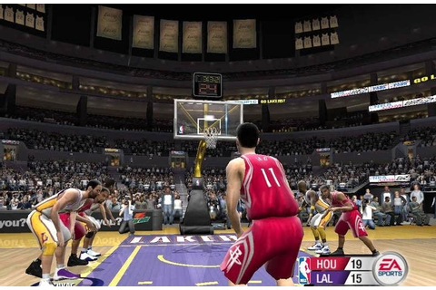 NBA Live 2005 Game - Free Download Full Version For Pc