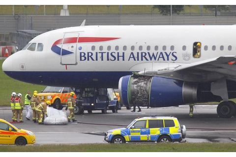 Heathrow runway closed and three injured after plane on ...