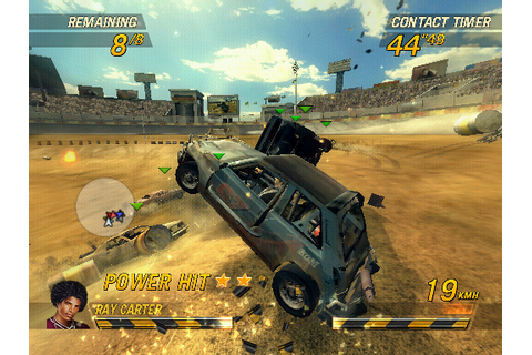 Flatout 2 Game - Free Download Full Version For PC