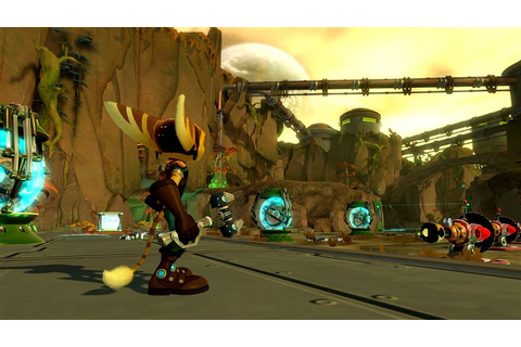 Ratchet & Clank: Q-Force (PlayStation 3) | The Gamesmen