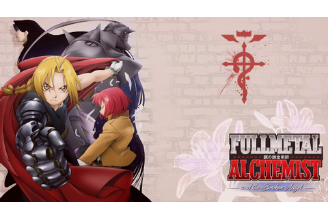 "Fullmetal Alchemist and the Broken Angel ‒ ""Crisis Game ..."
