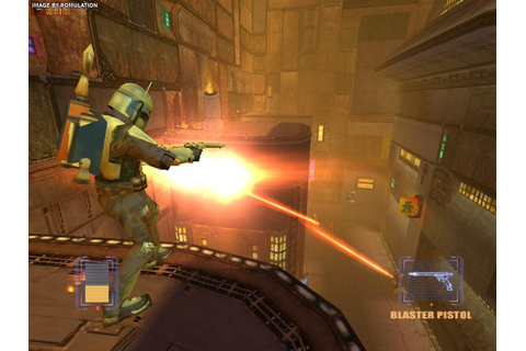 Star Wars Bounty Hunter (USA) PS2 / Sony PlayStation 2 ISO ...