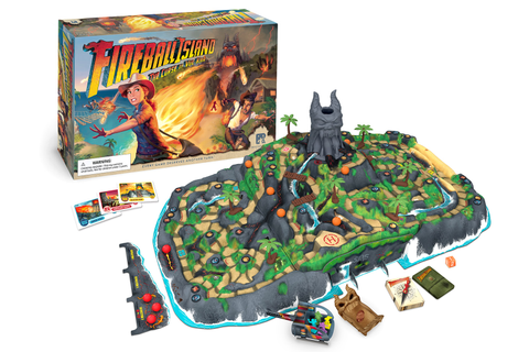 Fireball Island review: A classic 1986 board game returns ...