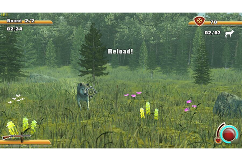 Deer Drive Legends (WiiWare) Screenshots