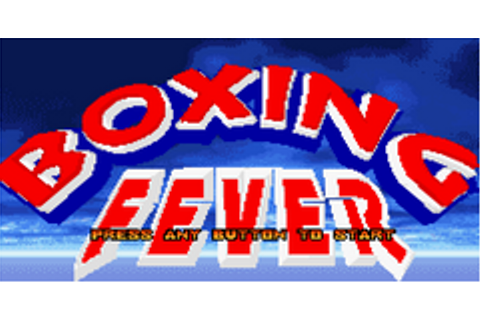 Boxing Fever Download Game | GameFabrique