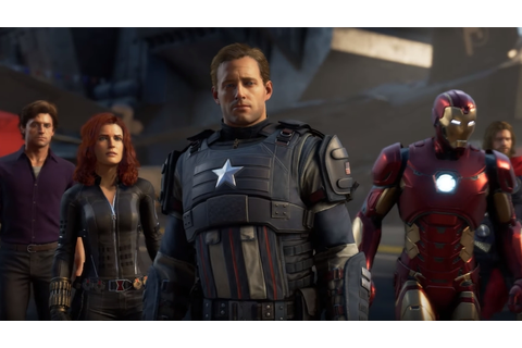 The bad look of Square Enix's Avengers game is making ...