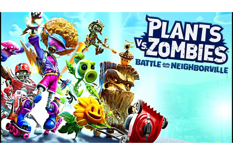 THE NEW GAME IS ACTUALLY HERE!! Plants Vs. Zombies: Battle ...