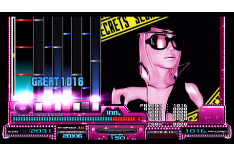 beatmania IIDX 16 EMPRESS - Secrets [BLACK ANOTHER] - YouTube