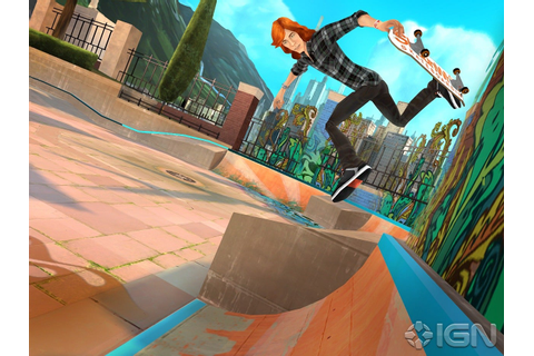 Shaun White Skateboarding Screenshots, Pictures ...