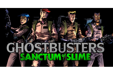 Review: Ghostbusters Sanctum of Slime