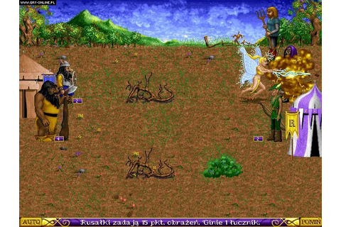 Heroes of Might and Magic: A Strategic Quest - screenshots ...