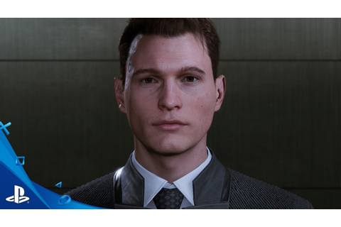 Detroit: Become Human - E3 2016 Trailer | PS4 - YouTube