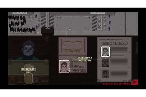Download Papers, Please Full PC Game