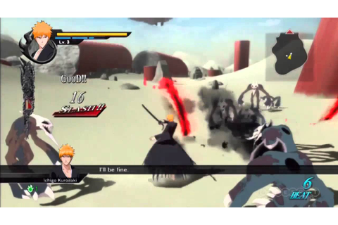 GameSpot Reviews - Bleach: Soul Resurreccion (PS3) - YouTube