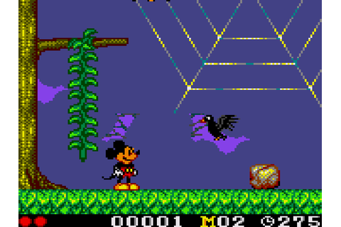 Land of Illusion Starring Mickey Mouse Download Game ...