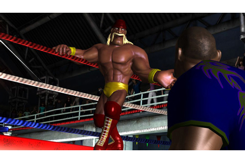 Break everything you own with Hulk Hogan on Kinect