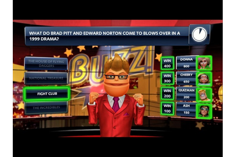 Buzz Quiz TV screenshots | Hooked Gamers
