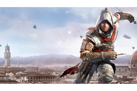 Assassin's Creed Games in Order of Release [Complete List]