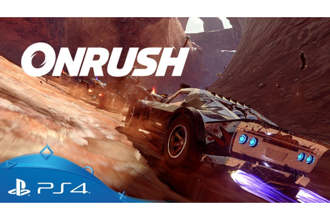 ONRUSH | The Stampede is Coming | PS4 - YouTube