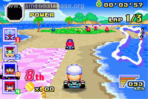 Konami Krazy Racers - Nintendo Game Boy Advance - Games ...