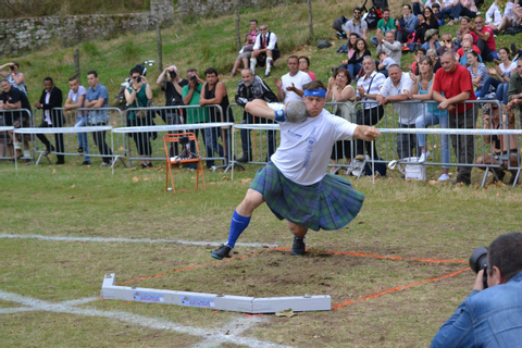 12 great champions, 12 grinning faces - HIGHLAND GAMES ...