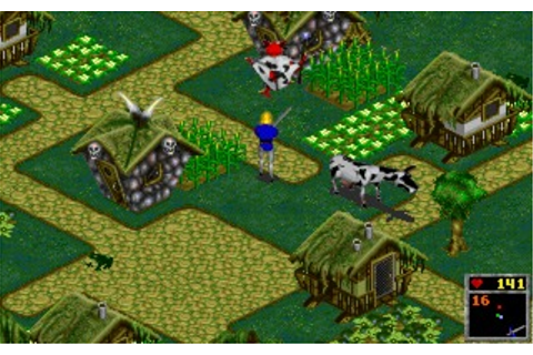 The Horde (DOS) Game Download