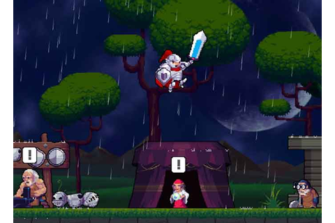 'Rogue Legacy' Game Review: For Advanced Gamers - uInterview