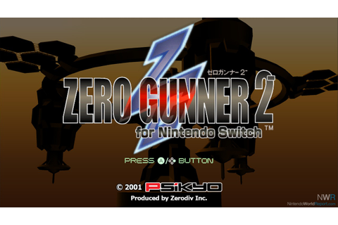 Zero Gunner 2 - Game - Nintendo World Report