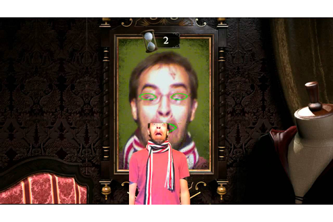 Harry Potter Kinect - Face Off!! - YouTube
