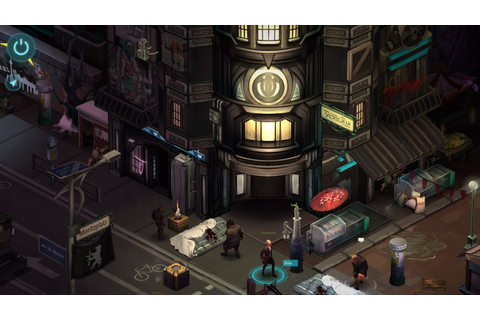 Shadowrun Returns: Dragonfall review | PC Gamer