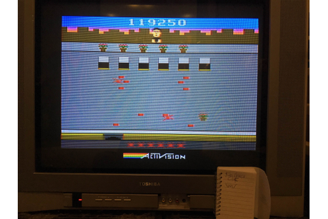 Crackpots (Atari 2600) high score by keilbaca