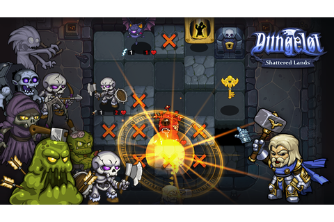 Dungelot Shattered Lands - Android Apps on Google Play
